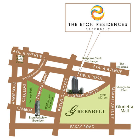 eton residences greenbelt manila phil real estate. Black Bedroom Furniture Sets. Home Design Ideas